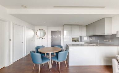 1 bedroom(s) flat to rent in Sirocco Tower, Harbour Quay, E14-image 3