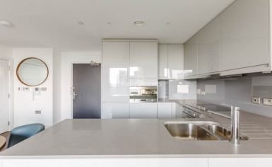 1 bedroom(s) flat to rent in Sirocco Tower, Harbour Quay, E14-image 4