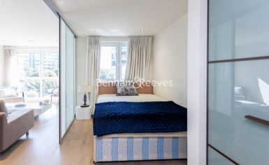 Studio flat to rent in Octavia House, Imperial Wharf, SW6-image 9