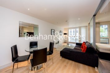 Studio flat to rent in Townmead Road, Imperial Wharf, SW6-image 1