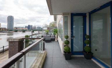 2 bedroom(s) flat to rent in Thames Quay, Chelsea Harbour, SW10-image 10
