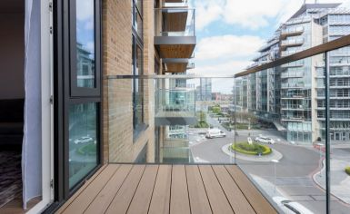 1 bedroom(s) flat to rent in Discovery House, Battersea Reach, SW18-image 9