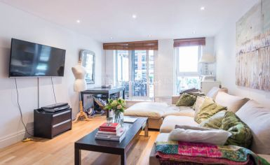 2 bedroom(s) flat to rent in Chelsea Vista, Imperial Wharf, SW6-image 1