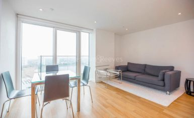 1 bedroom(s) flat to rent in Residence Tower, Woodberry Grove, N4-image 1