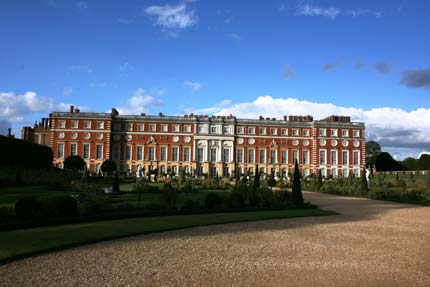 BBC Good Food Festive Fayre  - Hampton Court