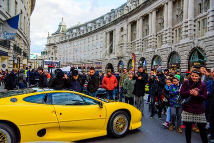 Regent Street Motor Show – Regent Street
