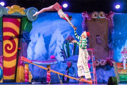 Cirque Du Soleil: Totem – Royal Albert Hall
