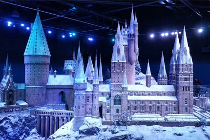 Hogwarts in the Snow – Warner Brothers Studio Tour