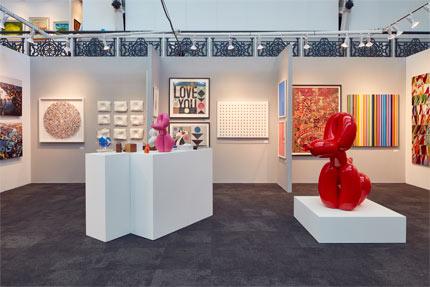 London Art Fair – Business Design Centre, Islington