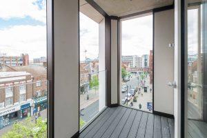 Harrow Square, a new rental hotspot