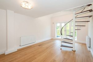Newly refurbished apartment, Belsize Park, £1,000 per week