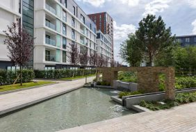 Rentals brisk at Nine Elms Point