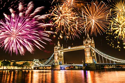 Bonfire and Fireworks Night: London's Firework Display – Various Locations