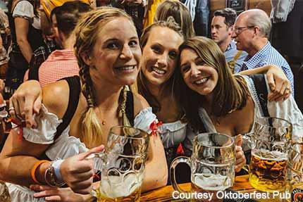 Oktoberfest – Various London Venues