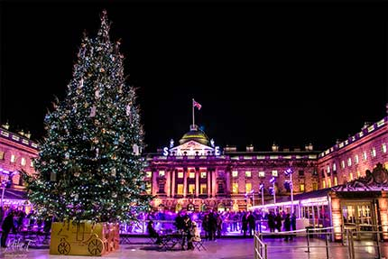24-Hour: Skate at Somerset House – Somerset House