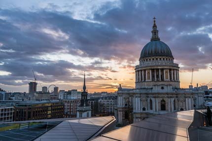 Where Light Falls – St Paul's Cathedral