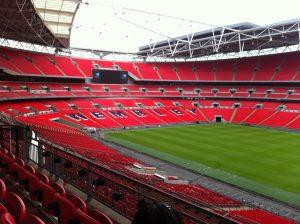 England vs. Denmark – Wembley Stadium
