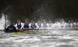 The Boat Race: Oxford vs Cambridge– River Thames